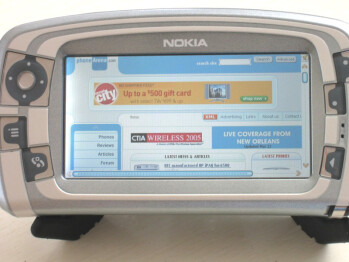 Nokia 7710 review