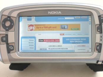 Nokia 7710 review