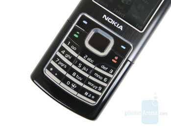 Keyboard - Nokia 6500 classic Review