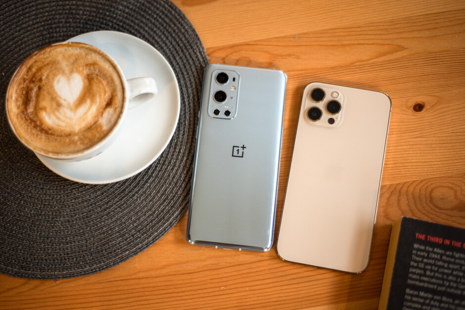 "OnePlus 9 Pro vs iPhone 12 Pro Max: has OnePlus made the ultimate ""flagship killer""?"