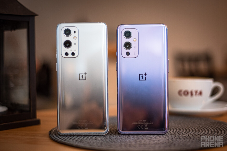 OnePlus 9 vs OnePlus 9 Pro