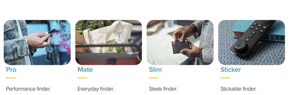 The many shapes of Tile - Apple AirTags review: the good, the bad, and the tiny