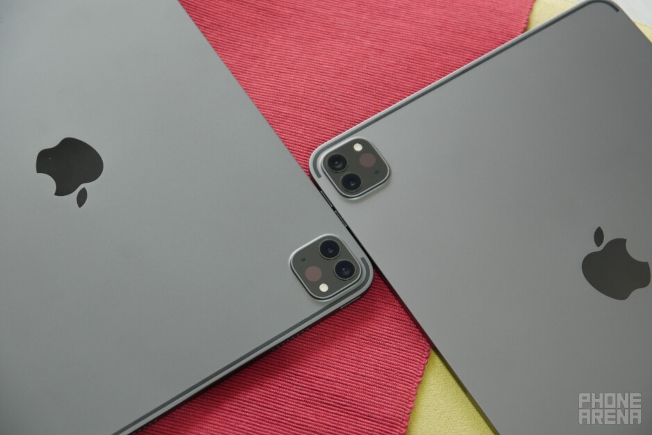 Apple iPad Pro (2021) vs iPad Pro (2020): review - PhoneArena