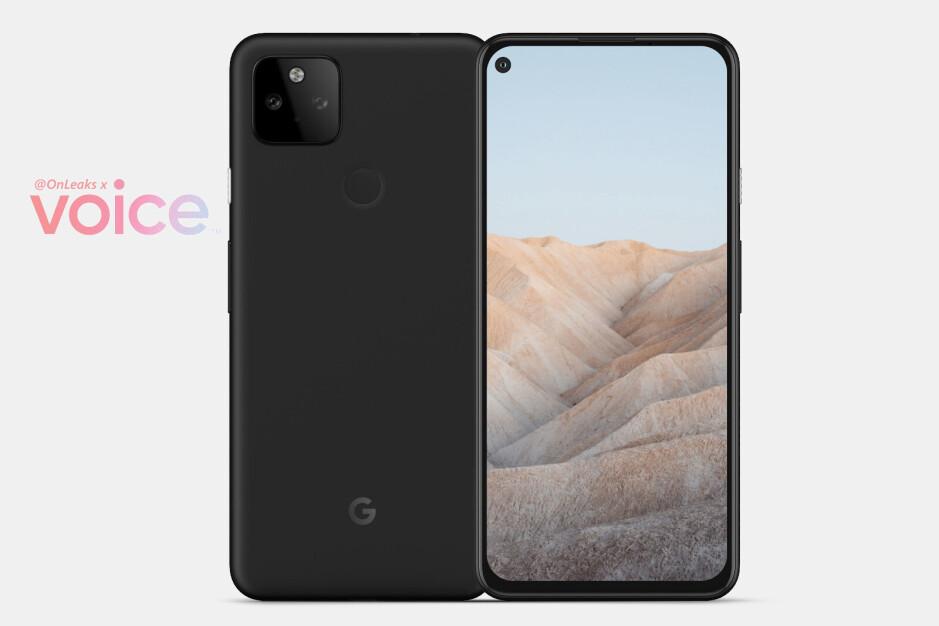 Rendering Pixel 5a - Google Pixel 6 vs Pixel 5a: confronto preliminare