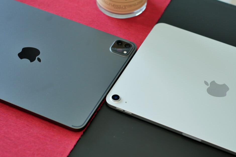 iPad Pro 2021 vs iPad Air 4: qual è la differenza?