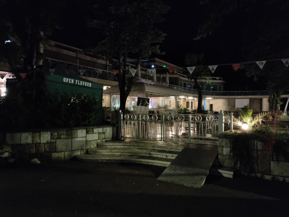 Nightscape OFF - OnePlus Nord CE 5G Review