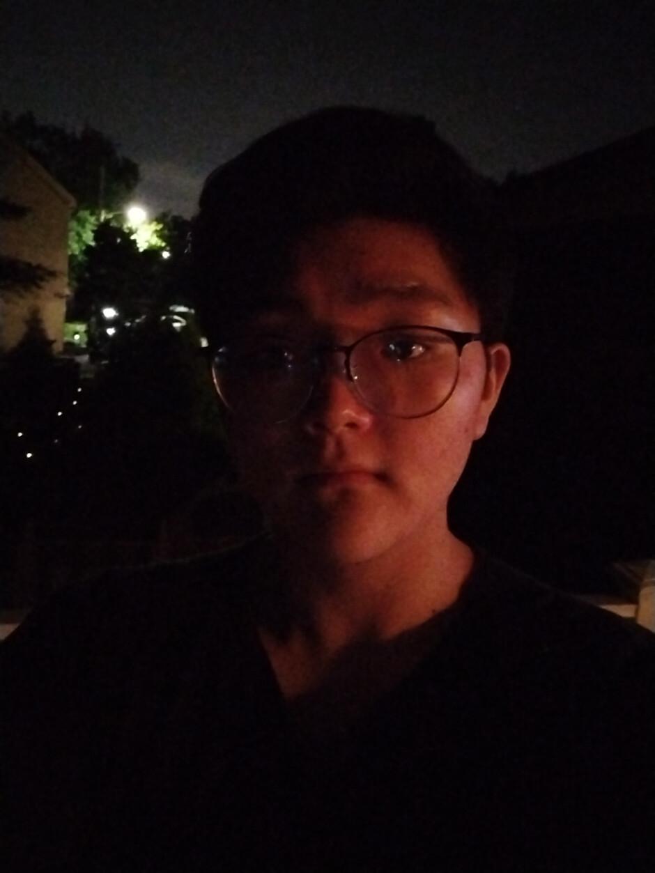 Night vision OFF