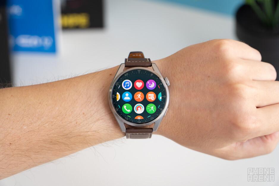 Recensione Huawei Watch 3 Pro: ruvida sui bordi