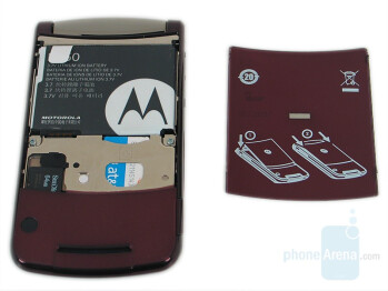 Motorola RAZR2 V9 Review