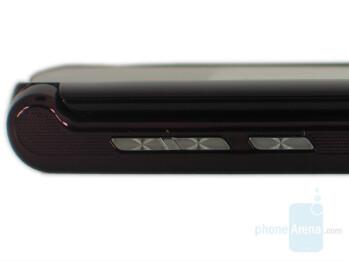 Left Side - Motorola RAZR2 V9 Review