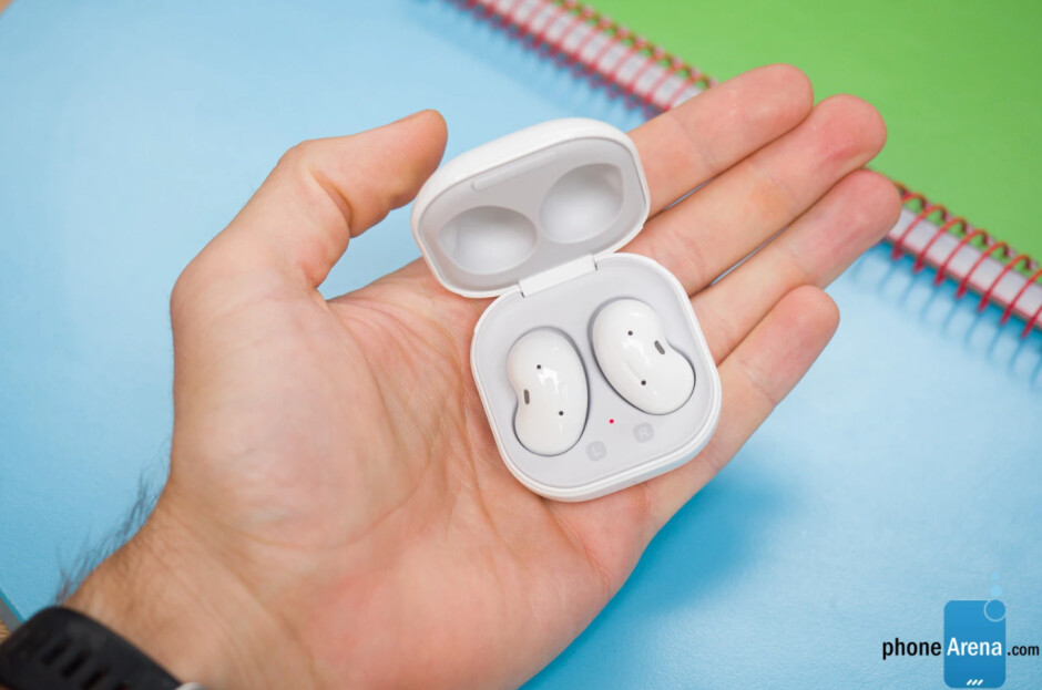 The bean-shaped Galaxy Buds Live are another good pair of Samsung true wireless earbuds - Samsung Galaxy Buds 2 vs Galaxy Buds 1: Differences we expect so far