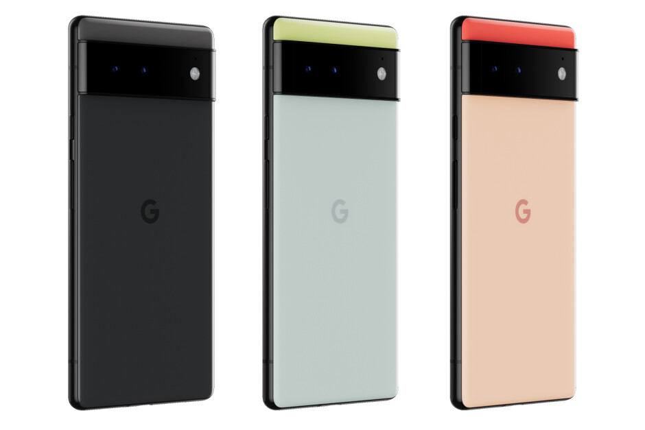 Pixel 6 colors - Google Pixel 6 vs Pixel 6 Pro: expectations