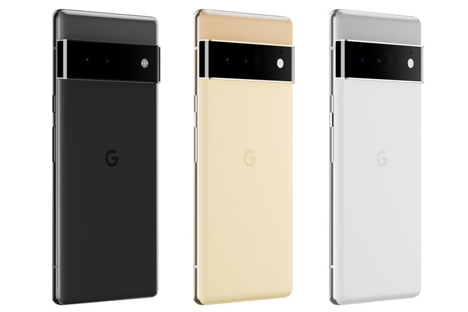 Pixel 6 Pro colors - Google Pixel 6 vs Pixel 6 Pro: expectations