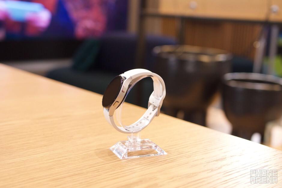 Samsung Galaxy Watch 4 hands-on