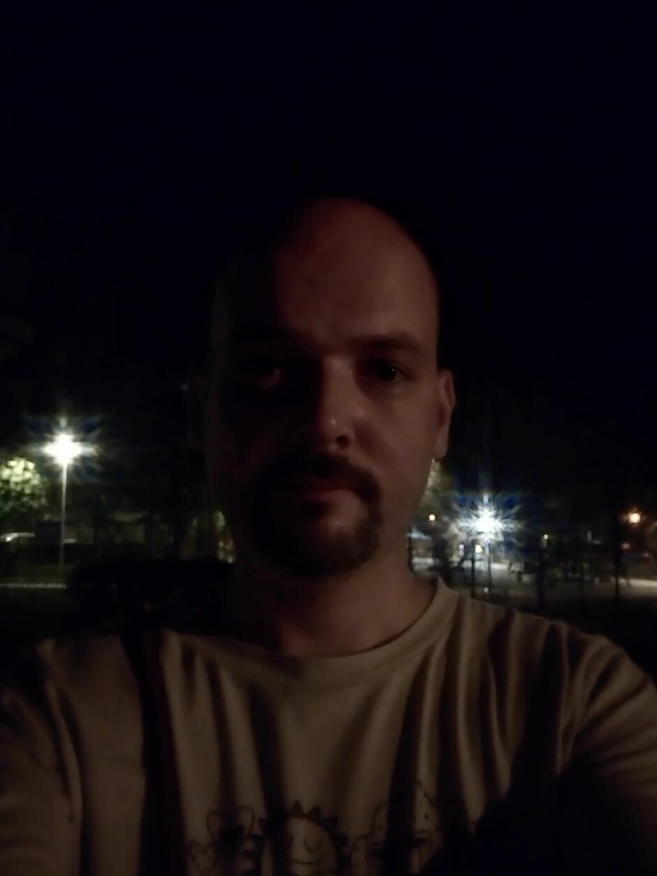 Galaxy Z Fold 3 under-panel camera - Samsung Galaxy Z Fold 3 review: the story unfolds