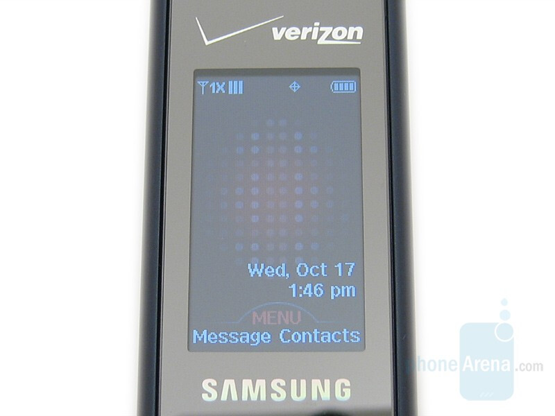 "1.45""Display - Samsung Juke Review"