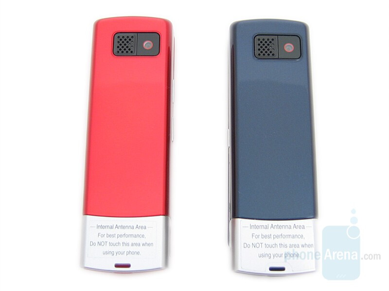 Blue and Red versions - Samsung Juke Review