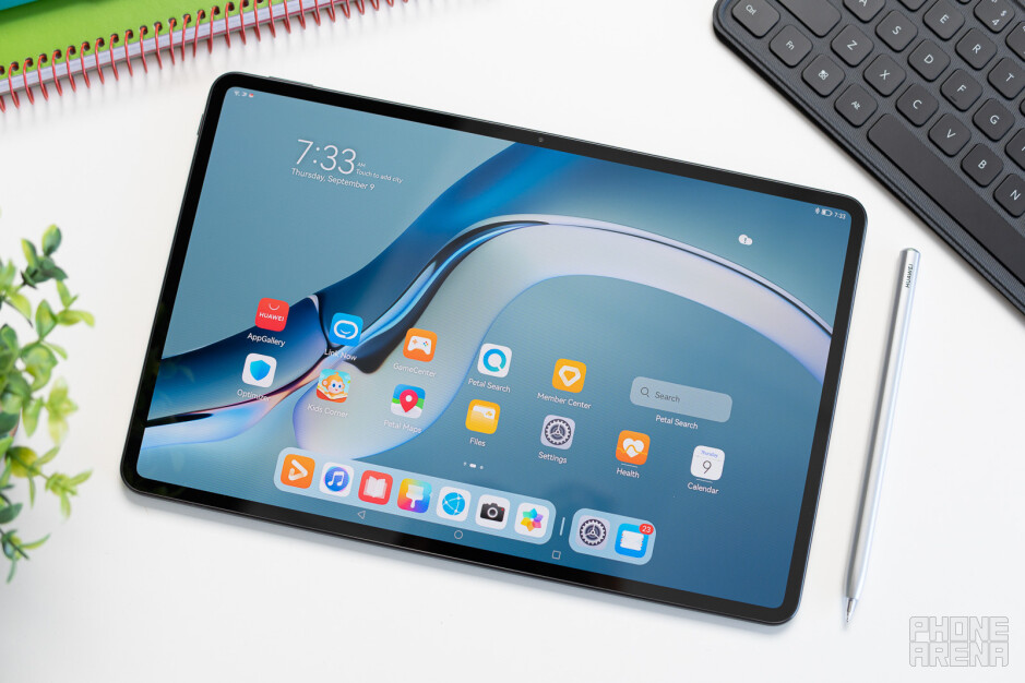 Huawei MatePad Pro 12.6 Review: is HarmonyOS any good?