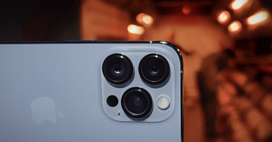 The iPhone 13 Pro's camera - Google Pixel 6 Pro vs iPhone 13 Pro compared: Quite a difference!