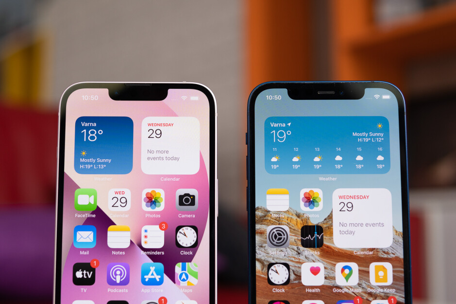 Honey, I shrunk the iPhone 13 notch! - iPhone 13 review