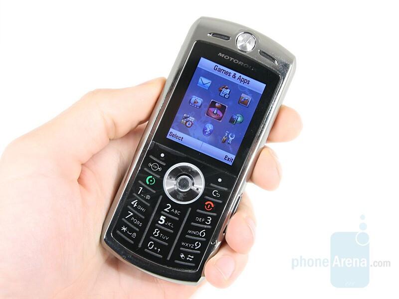 Motorola SLVR L9 Preview