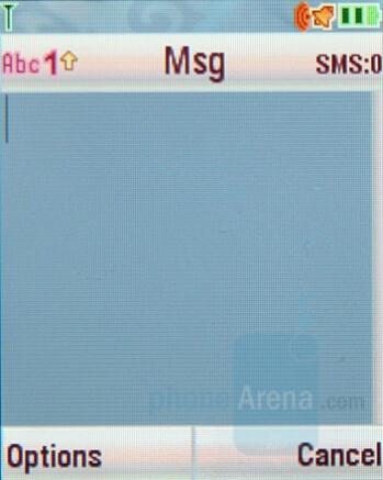 Messaging - Motorola SLVR L9 Preview