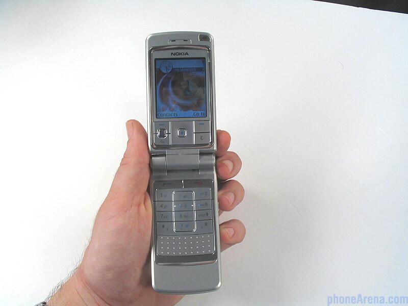 Nokia 6260 review