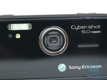 Back Side - Sony Ericsson K850 Review