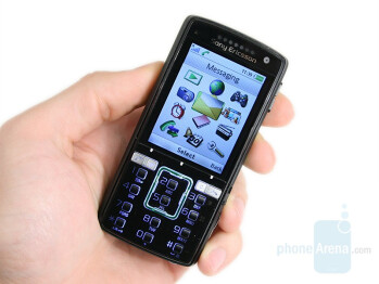 Sony Ericsson K850 Review