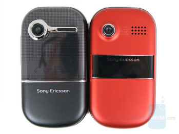 Z250 (left and up) and Z320 (right and down) - Sony Ericsson Z250 & Z320 Preview