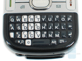 QWERTY keyboard - Palm Centro Review