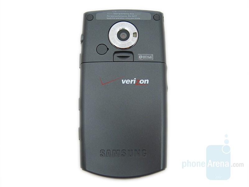samsung sch i760 review design rh phonearena com Pantech PN-820 Android Samsung SCH-i760