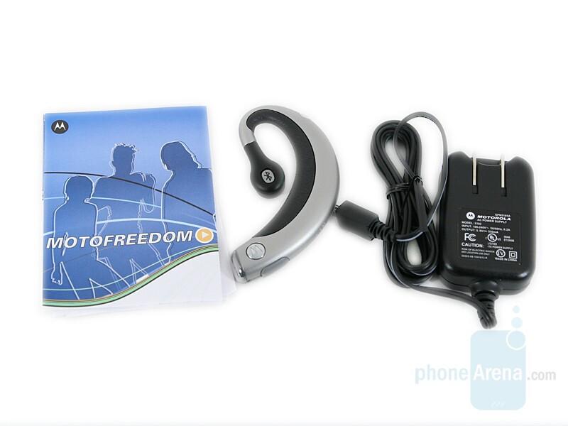 Motorola H605 Review
