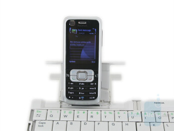 Nokia Wireless Keyboard SU-8W Review