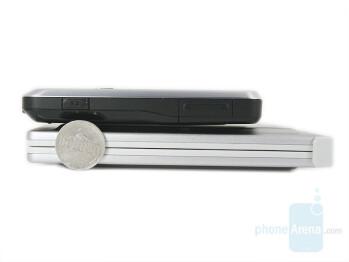 Comparison with Nokia 6120 classic - Nokia Wireless Keyboard SU-8W Review