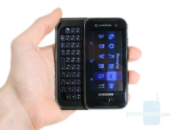 Samsung SGH-F700 Preview