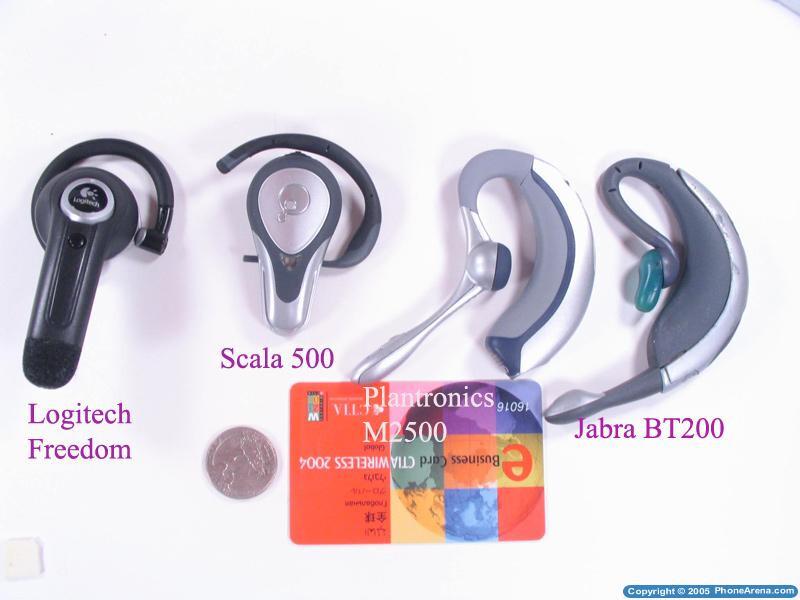 Plantronics M2500 Bluetooth headset review