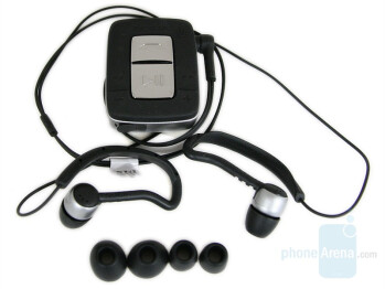 Heapdphones and earpads - Nokia BH-500 Review