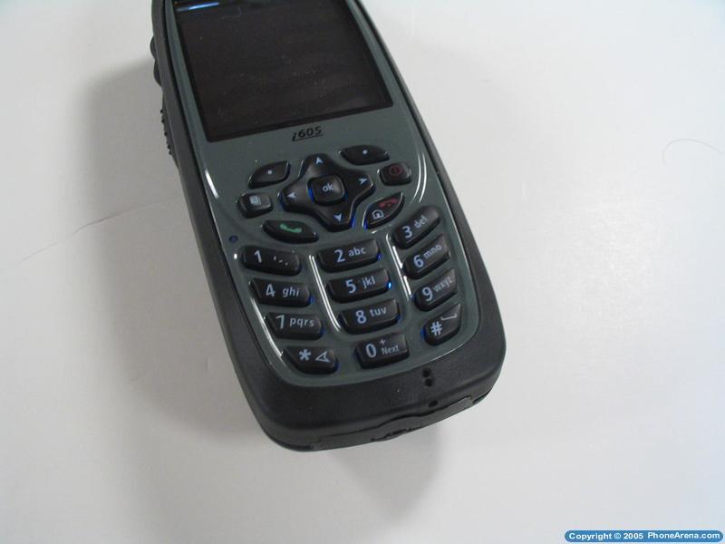 Nextel i605 review