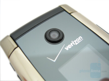 Camera - Samsung Gleam Review