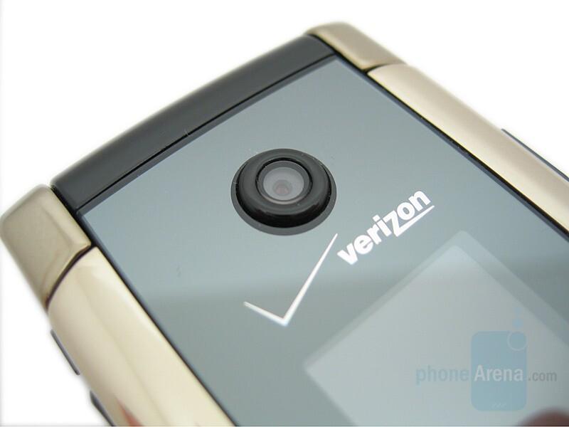 Camera - Samsung Gleam Review