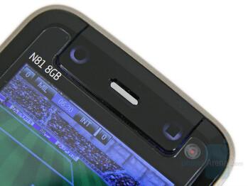 Dedicated Game keys - Nokia N81 8GB Review