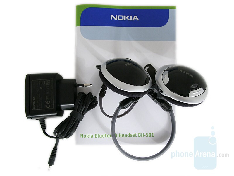 nokia bh 501 stereo bluetooth headset review. Black Bedroom Furniture Sets. Home Design Ideas