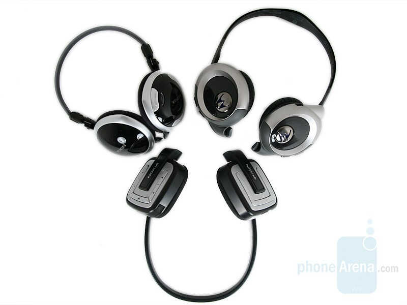 Compared to Nokia BH-601 & Motorola HT820 - Nokia BH-501 Stereo Bluetooth Headset Review
