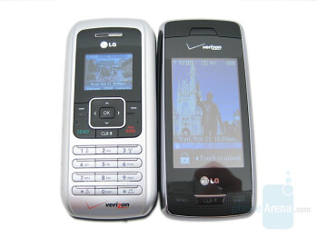 LG enV and LG Voyager - LG Voyager Review