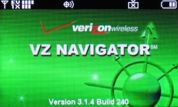 VZ Navigator - LG Voyager Review