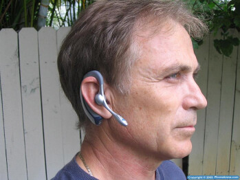 Plantronics M2500 Bluetooth headset review
