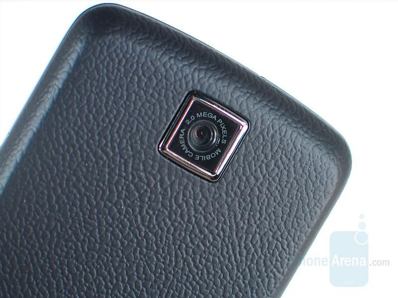 2MP camera - LG Venus Review