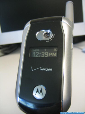 Motorola V265 review