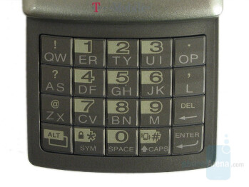 Keypad - T-Mobile Shadow Review